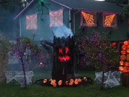 illuminated halloween decorations martha stewart halloween decorations 2014 a very penelope