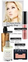 Model und Sängerin <b>Jana Wall</b> im Beauty-Talk. Klicken Sie auf ein Produkt, <b>...</b> - beauty-talk-jana-wall