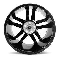 Mustang Boss 302 Black Boss 302 S Style Wheel 19x9 Black Machined 05 15