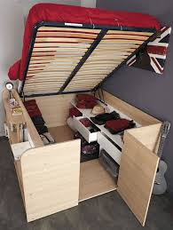 diy storage beds u2022 the budget decorator