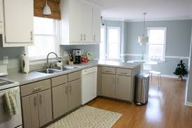 what color blue paint kitchen cabinets painting blue gray kitchen walls with white cabinets charcoal painted
