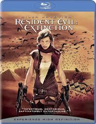Resident Evil 3: Extinción [BD25]