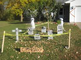 halloween yard decorations diy halloween graveyard decoration ideas u2013 decoration image idea
