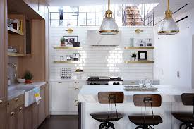 Poggenpohl Kitchen Cabinets Say Goodbye To Your Backsplash Tiled Kitchen Walls Are Trending