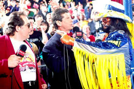 Lanny Poffo gives his opinion on the Randy Savage  amp  Stephanie     Two stubborn mules  Vince McMahon and Randy Savage  WWE com