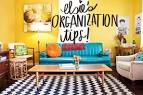 Elsie's Organization Tips - A Beautiful Mess