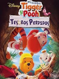 Mis amigos Tigger y Pooh: Tesoros perdidos