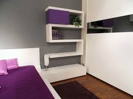 enchanting shelves for bedroom walls with cream wall trends