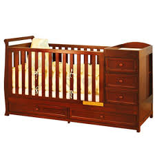 Convertible Crib Changer Combo by Baby Crib And Changing Table Combo Karimbilal Net