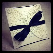 Making Wedding Invitation Cards Wedding Invitation Ideas Navy Blue Diy Wedding Inviations Ribbon