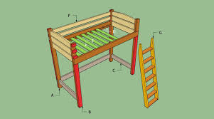 Plans For Bunk Bed With Steps by Bunk Beds With Stairs Plans How To Build A Bunk Beds With Stairs