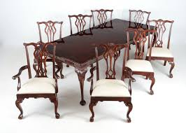 Antique Dining Room Tables by Antique Dining Chairs Antique Dining Chairs Large Set Of Sixteen