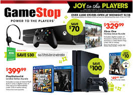 ps4 games black friday gamestop u0027s game filled black friday 2014 sale is finally official