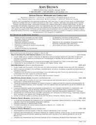 Resume Retail Template Sample Project Manager Resumes Retail Management Resume Samples