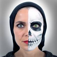 Skeleton Makeup For Halloween by Best Halloween Makeup For Male Attention