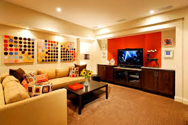 Bedroom Lighting Ideas Low Ceiling Modern Minimalist Home Theater Room Design From Basement Remodel