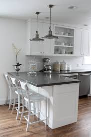 kitchen tour josh u0026 maria u0027s pristine renovation stools