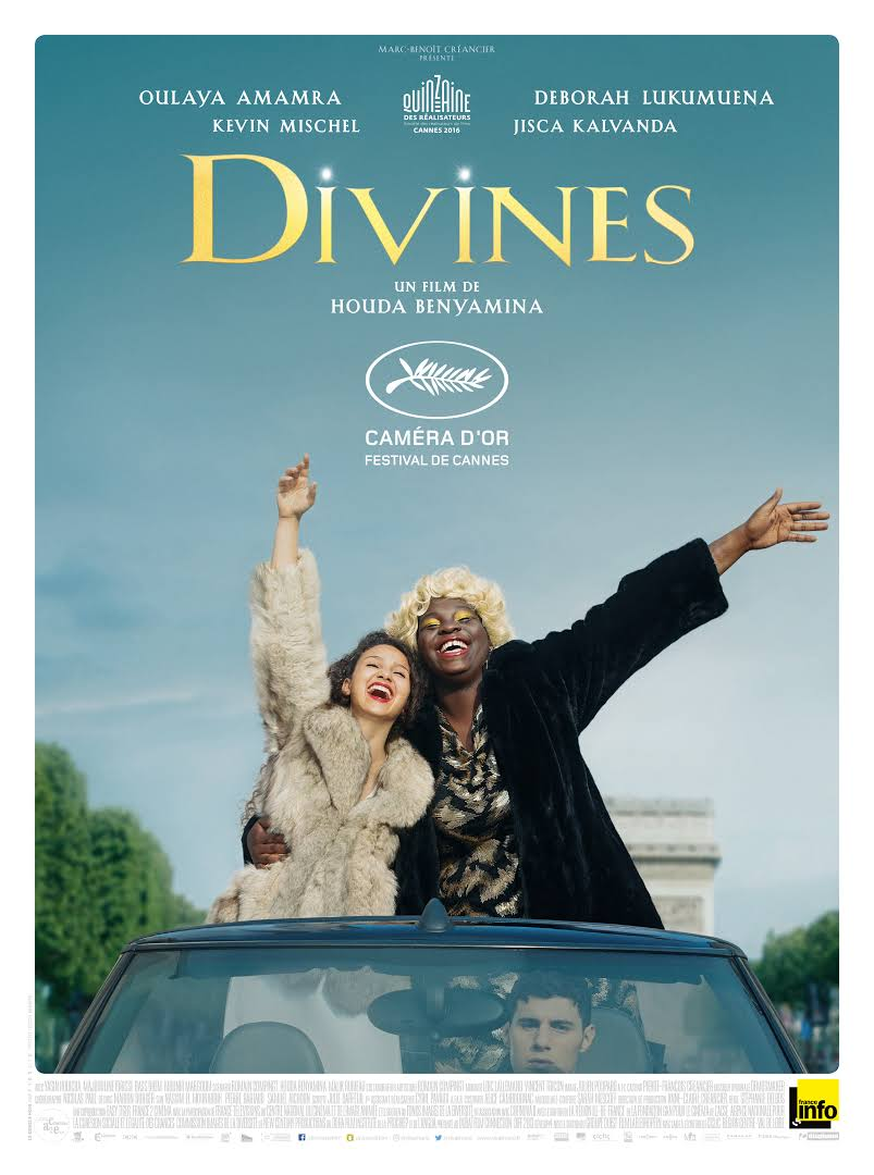 Divines nominé aux César 2017