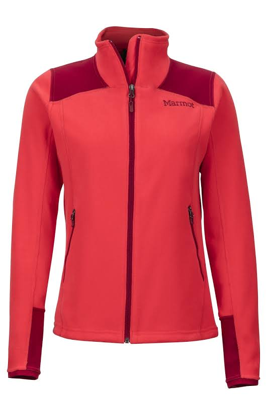 Marmot Flashpoint Jacket Scarlet Red/Brick Medium 89330-6897-M