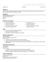Best Resume Formats For Engineering Students by Resume For Internship 998 Samples 15 Templates How To Write