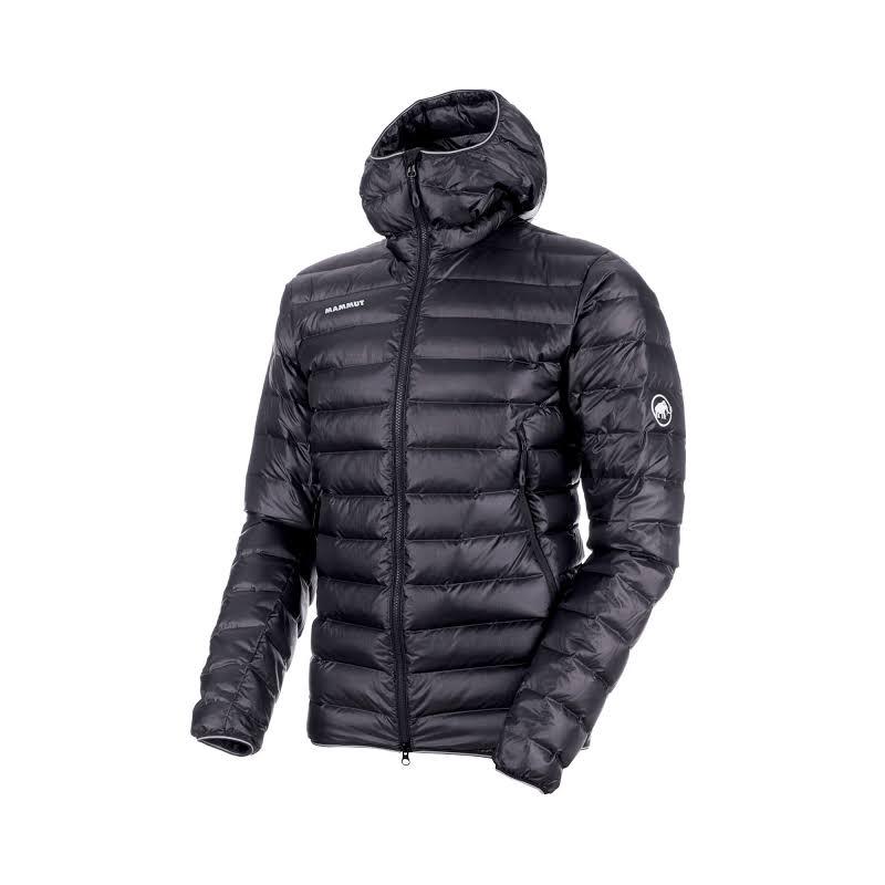 Mammut Broad Peak Pro Insulated Hooded Jacket Phantom Extra Large 1013-00330-00150-116