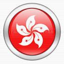 Titan Icons - HONG KONG FLAG Orb Icon