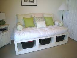 Linen Daybed Ana White Storage Day Bed Diy Projects