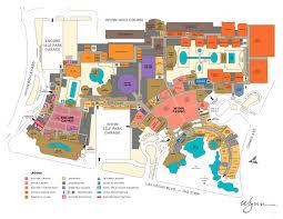 Mandalay Bay Floor Plan by Encore Casino Property Map U0026 Floor Plans Las Vegas