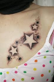 Different Star Tattoo Designs