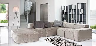 contemporary modular sofa for open floor plan house furniture glugu