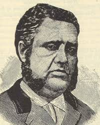 Francis Louis Cardozo, the freeborn son of an African American woman and a Jewish economist, was born in Charleston, South Carolina in 1837. - cardozo_francis