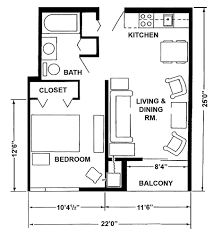 East Wing Floor Plan by Apartment Layouts Midland Mi Official Website
