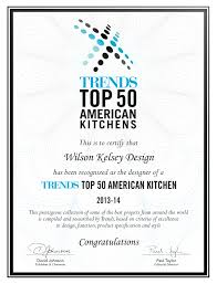 trends top 50 american kitchens 2013 1014 recognition wilson