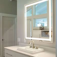 integrity lighted mirror w keen by electric mirror yliving