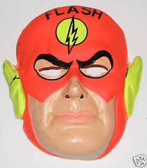 Flash Halloween Costumes Flash Halloween Costume U0026 Mask Rare 1960 U0027s Ben Cooper Ebay