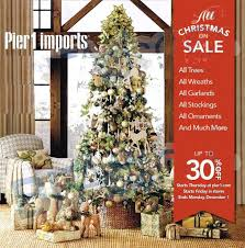 black friday christmas tree deals pier 1 imports 2014 black friday ads 2014 black friday