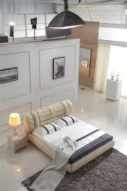 Modern Leather Bedroom Furniture Compare Prices On Modern Leather Beds Online Shopping Buy Low