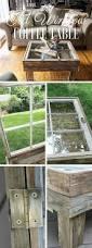 Repurposed Coffee Table by Best 25 Window Coffee Tables Ideas On Pinterest Window Coffee