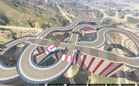 Dca Map Drift Map Park Gta5 Mods Com