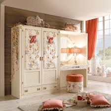 likeable vintage bedroom design with neutral interior themed feat