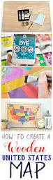 Unite States Map by Folkart Ultra Dye Diy United States Map The Cards We Drew