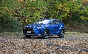 lexus nx awd mpg 2017 lexus nx in depth model review car and driver