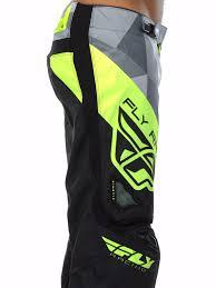 green motocross boots fly racing black grey hi viz 2017 kinetic crux mx pant fly