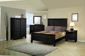 Black Bedroom Furniture Sets Bedroom Design Ideas - 7 piece king bedroom furniture sets