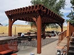 Timber Frame Pergola by 319 Best Oversize Pergolas Images On Pinterest Free Standing