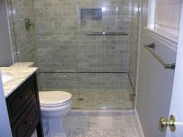 tub shower combo ideas moden white wooden frame glass door