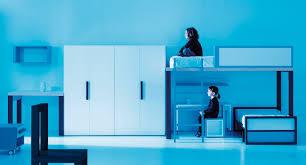 Childrens Oak Bedroom Furniture by Boy U0027s Bedroom Furniture Set Blue Life Box 03 Lagrama