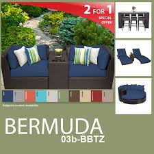 White Resin Wicker Outdoor Patio Furniture Set - wicker patio furniture