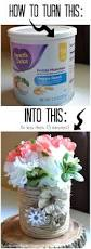 Recycle Home Decor Ideas Best 25 Coffee Can Crafts Ideas Only On Pinterest Coffee Cans
