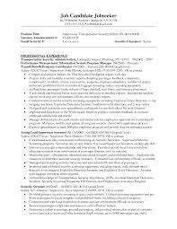 Security Guard Resume Sample Resume Security Guard Jobs